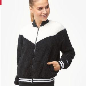 NWT Nike Sherpa Jacket